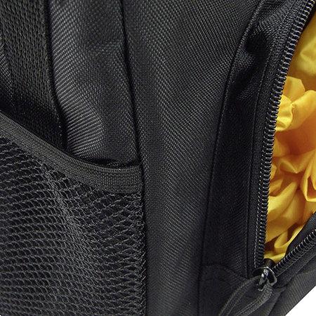 KLICKfix Rixen & Kaul Stuurtas Allegra zwart 5L