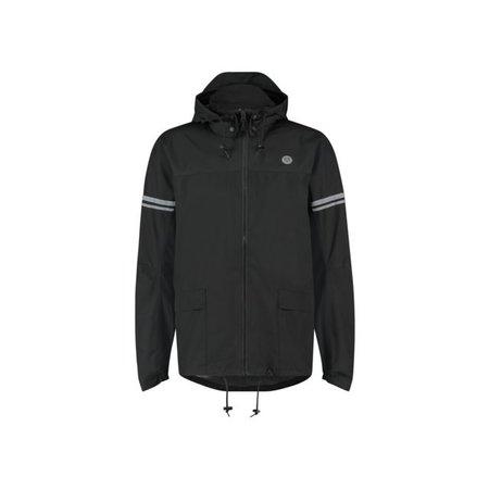 AGU Original Rain Suit Essential - Regenpak Zwart - Maat L