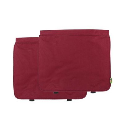 Beck CUSTOM Flap Canvas Burgundy