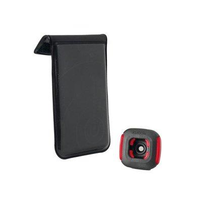 KLICKfix Telefoonhouder 7x12 cm incl. Quad-adapter