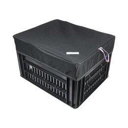 Hooodie Box M Zwart voor Kerri Fietskrat