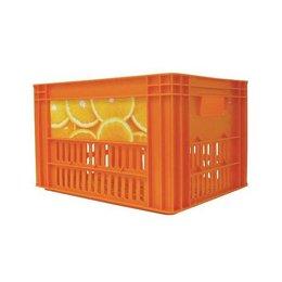 Kerri Sticker Sinaasappels Voor Kerri Fietskrat