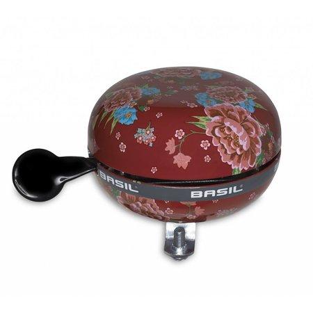 Basil Fietsbel Big Bell Bloom Scarlet Red - Ding Dong