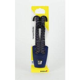 Widek Transportbinder Bibia Jeans Donkerblauw-goud