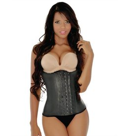 LaFaja LaFaja – Latex Waist Trainer Black 3-hooks