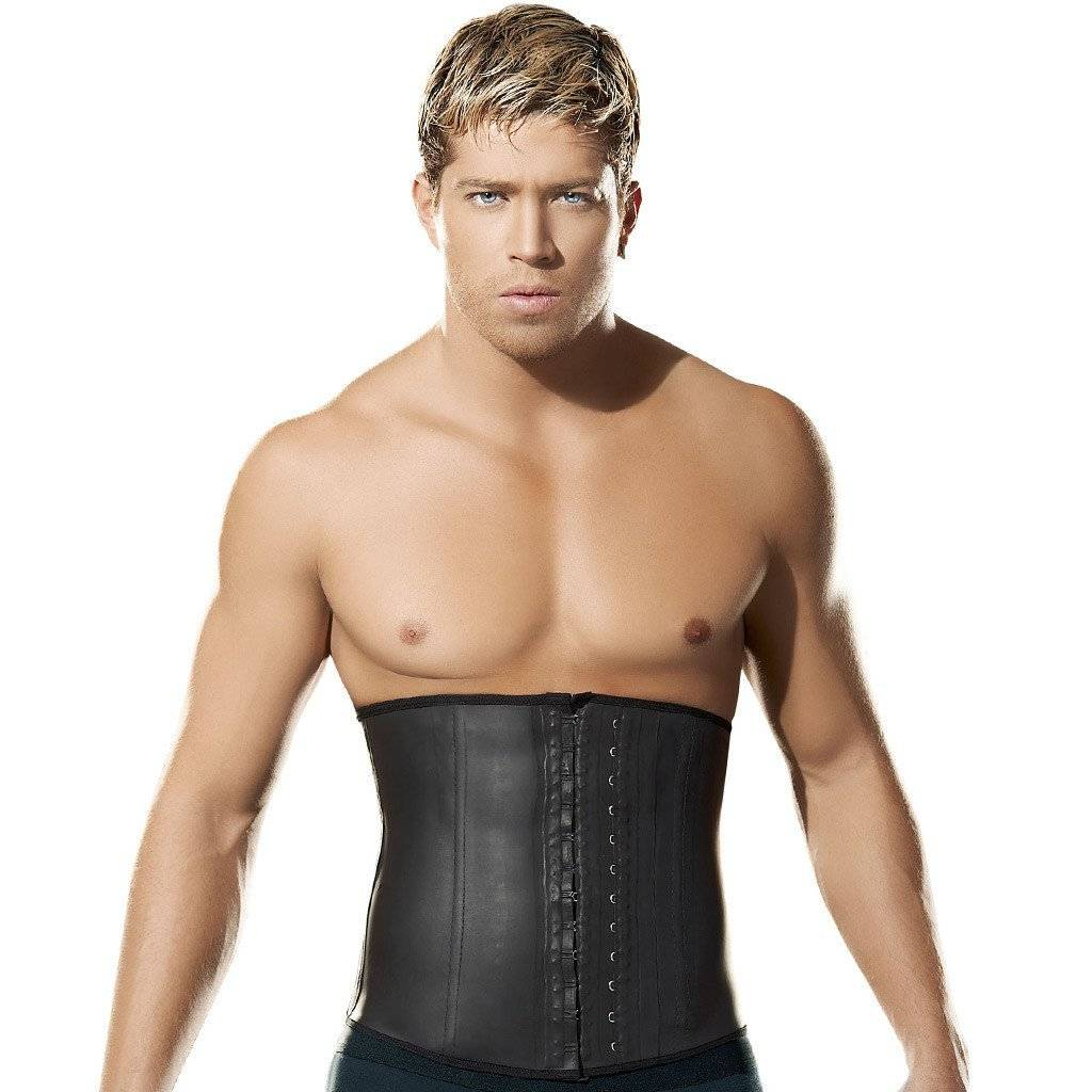 c94aef29be1 ... LaFaja LaFaja - Colombian Latex Waist Trainer 3-hooks for men ...