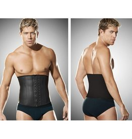 LaFaja LaFaja For Men – Latex Waist Trainer 3-hooks voor mannen