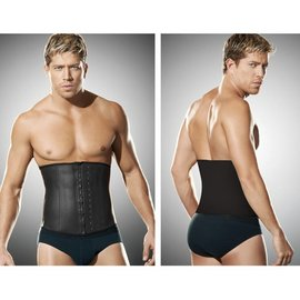 LaFaja LaFaja - Latex Waist Trainer 3-hooks for men