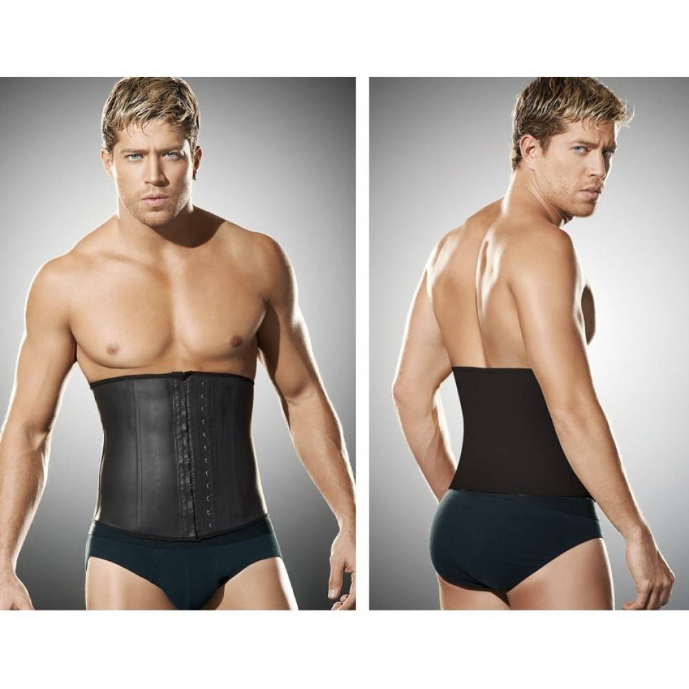baa612290d LaFaja LaFaja - Colombian Latex Waist Trainer 3-hooks for men ...