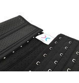 LaFaja LaFaja – Corset Minceur en Latex Respirant - Noir- 3-crochets - 9 Baleines