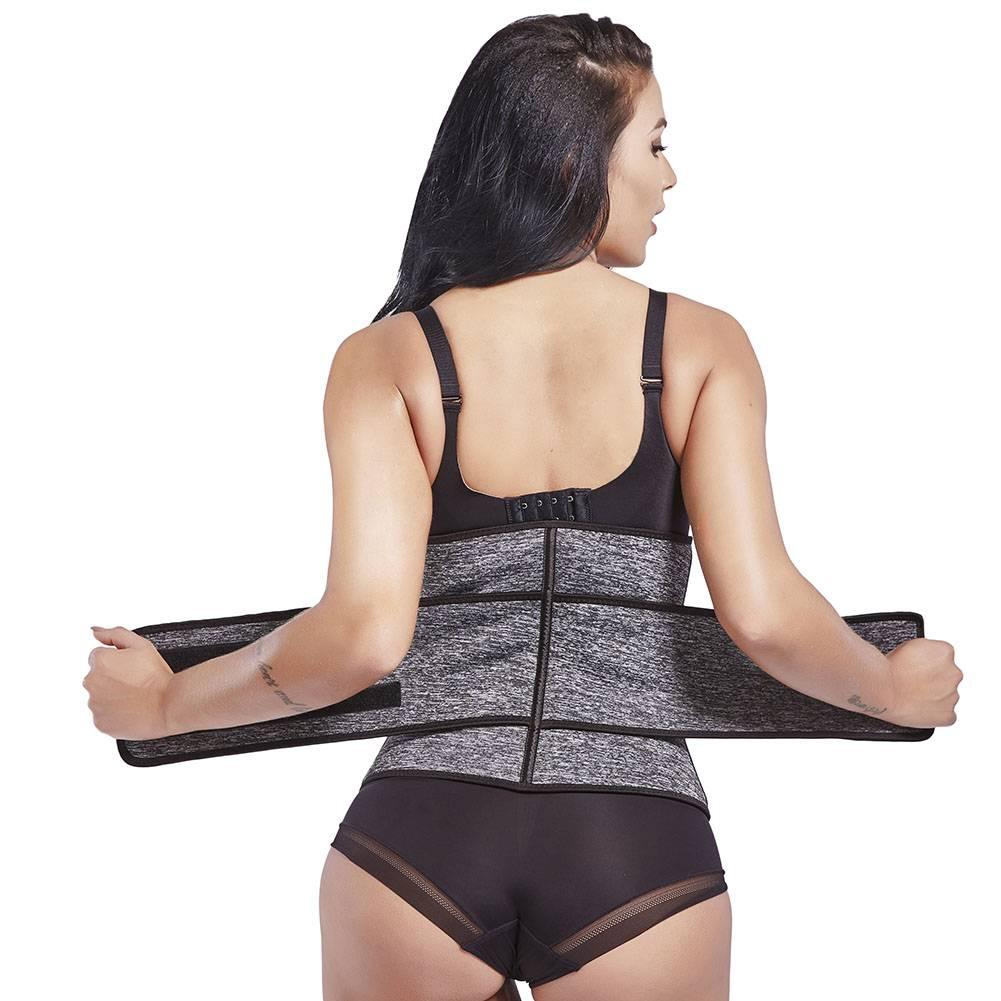LaFaja LaFaja - 'Waist Plus' Taillen-Trainer - Neopren Schlankheitsgürtel - 7 Knochen