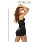 Ann Chery Ann Chery - Ceinture Fitness amincissante - Latex  - Coupe courte