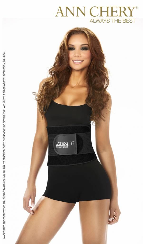 Ann Chery Ann Chery - Latex Fitness Gordel