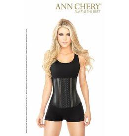 Ann Chery Ann Chery 2045 – Waist Trainer zwart  metallic -3-hooks