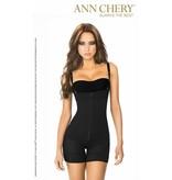 Ann Chery Ann Chery 1044– Powernet Body Titi – Zwart
