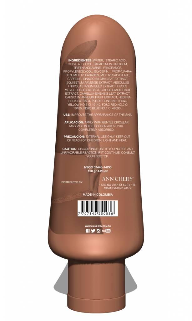 Ann Chery Ann Chery - Caffeïne Body Creme - Strakke Huid -  Anti Cellulitis - Stralende teint