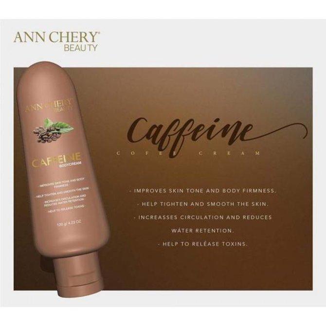 Ann Chery Ann Chery - Koffein Körpercreme - Strahlende Haut / Anti Zellulitis