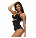 LaFaja LaFaja – Colombian Latex/Spandex Waist Trainer - Black -