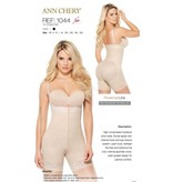 Ann Chery Ann Chery 1044 – Powernet Body Titi – Noir