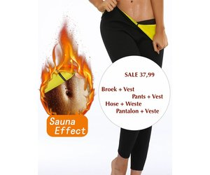 42c60df91b Pants + Vest  Ultra Sweat Complete Outfit - Latexwaisttrainer.com