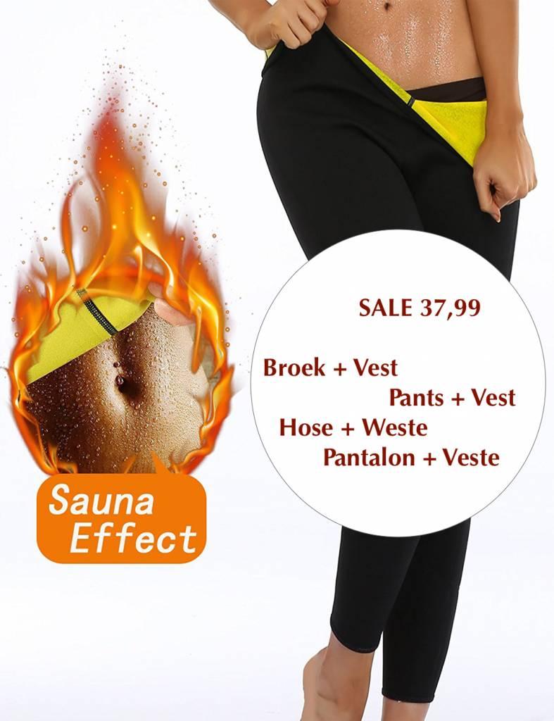 LaFaja Ultra Sweat Outfit