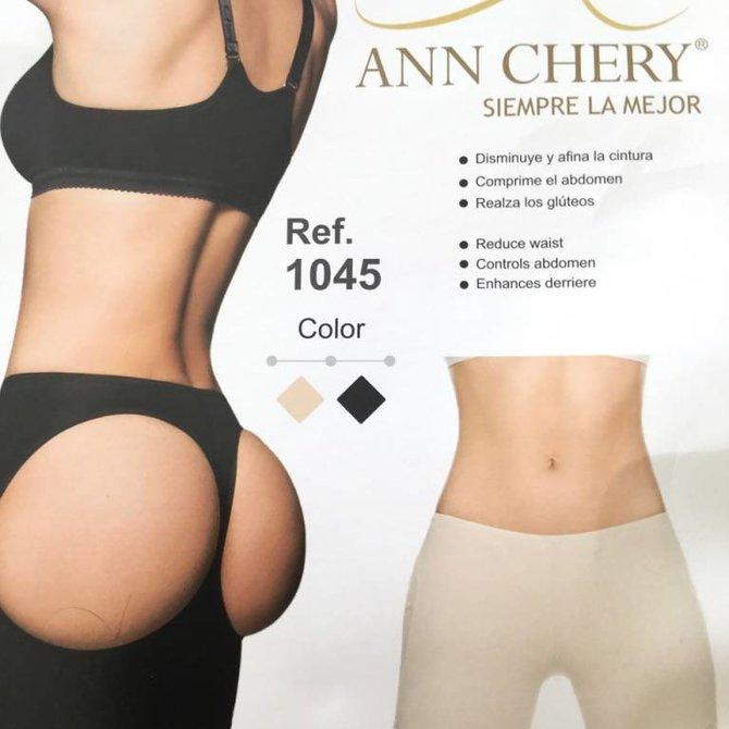Ann Chery Ann Chery – Butt Lifter Zwart - Model 1045 - Hoogwaardig Powernet