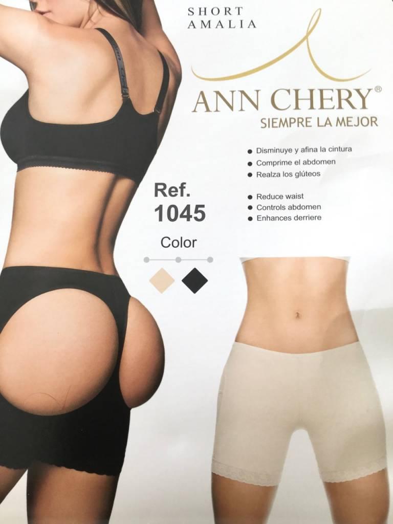 Ann Chery Ann Chery 1045  – Butt Lifter Black - Powernet