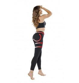 Gwinner Push-Up-Leggings mit Mikrokapseln gegen Cellulitis und für ein schlanker Figur / Gwinner