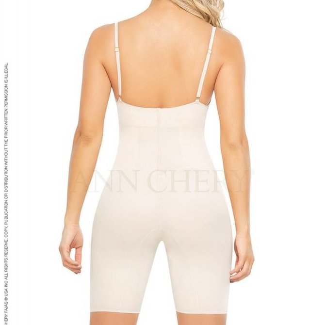 Ann Chery Ann Chery 1587– Secret Line Body – Nude