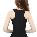 LaFaja LaFaja - Neoprene 'Waist Plus' Vest  - Ultra Sweat slimming vest  - Black