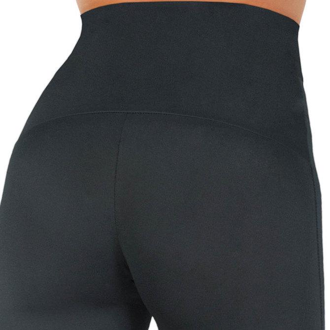 Gwinner Gwinner hoog getailleerde legging voor een slankere taille, platte buik, strak silhouet / Made in Europe by Gwinner