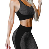 Fitness - Yoga Outfit - Top + Pants