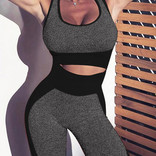 Fitness - Yoga Outfit - Top + Hose