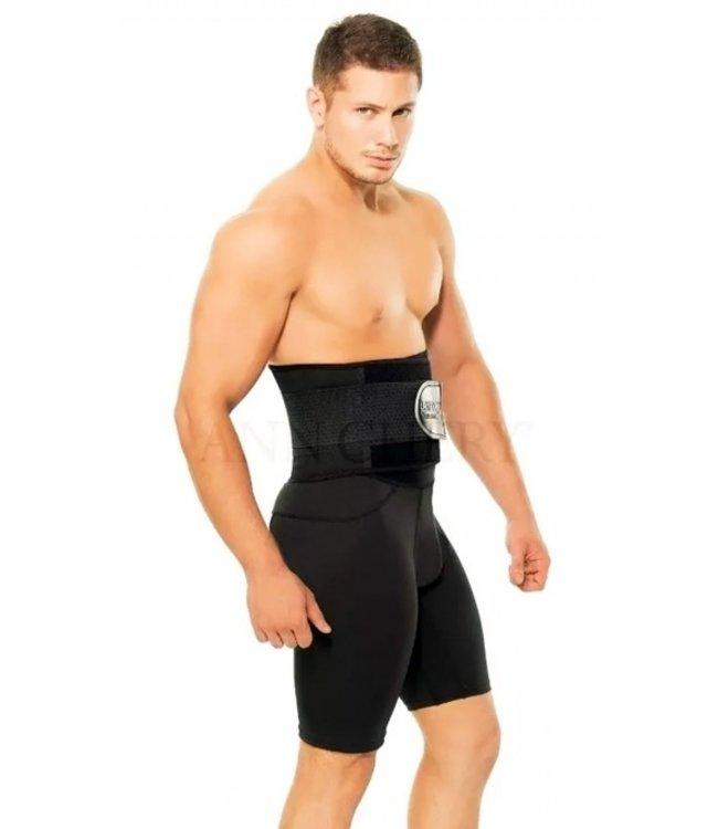 Ann Chery Ann Chery For Men – Latex Fitness Gordel - Verstelbaar - Hoge ondersteuning