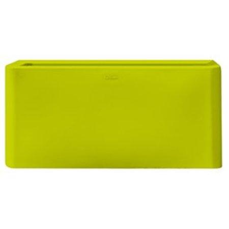Otium Design Qaudris 40 Long. Bloempot in verschillende kleuren voor binnen en buiten.