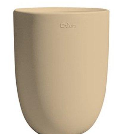 Otium Design Amphora 45. Bloempot in verschillende kleuren voor binnen en buiten.