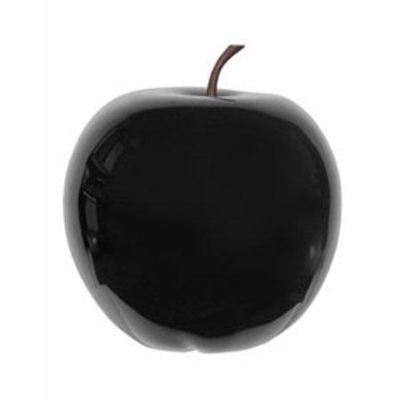 Appel. Belle conception de pomme intérieur et extérieur!
