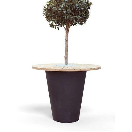 Otium Design Olla Herba Mesa en diferentes colores para interior y exterior.