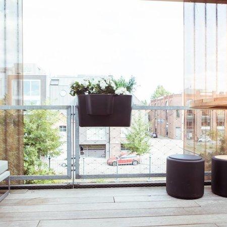 Otium Design Péndulo largo. Maceta en diferentes colores para interior y exterior.