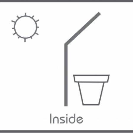 VONDOM Nano LED Macantero vases - Illuminated Conception Flowerpot