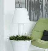 Elho Elho Pure® Twilight - De verlichte bloempot diam 50cm H114cm met stijl voor uw terras, tuin of interieur!