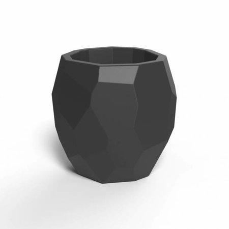 Elho Elho Pure Edge Pot De Fleurs Anthracite 47cm H45cm -15% de réduction commander en ligne!