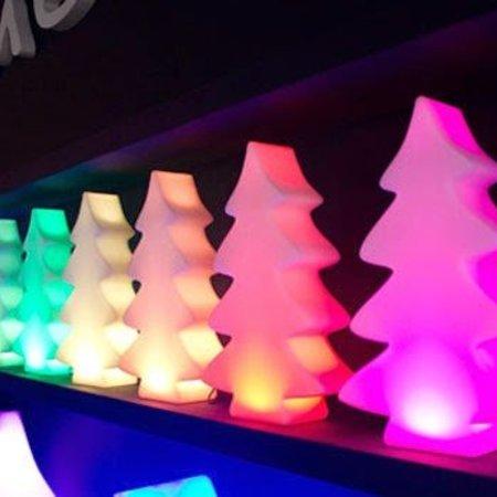 Fleurs Ami Lumenio Kerstboom Mini LED - Unieke kerstboom 54 x 14cm H82cm met Led verlichting