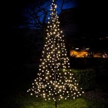 Kerstboom H185cm / 250 LED Lampjes