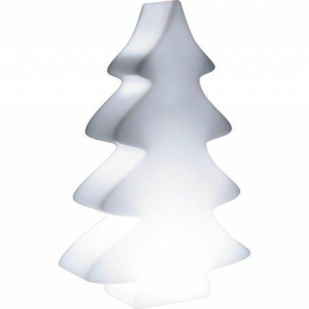 Fleurs Ami Sapin de Noël Lumenio Mini LED - Sapin de Noël unique 54 x 14cm H82cm avec éclairage à LED