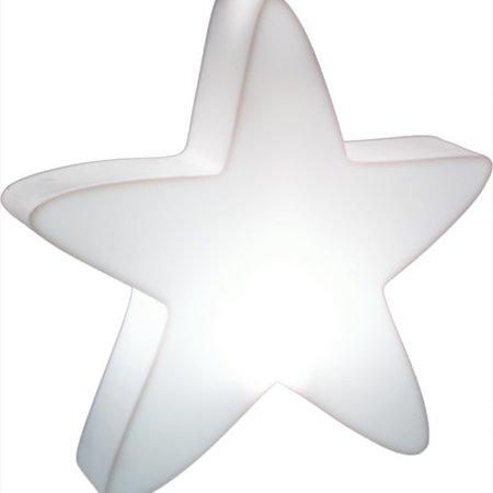 Fleurs Ami Fleur Ami Lumenio Star Maxi LED - Etoile de Noël unique 72 x 15 H70cm avec éclairage à LED