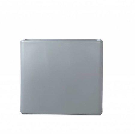 Otium Design Otium design Murus 90. Bac à fleurs élégant gris 90 x 27cm H80cm. Commandez en ligne!