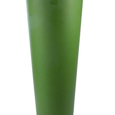 Otium Design Otium design Olla 135. Vert olive rond haut pot de fleurs Diam 54cm H135cm. Commandez en ligne ici!