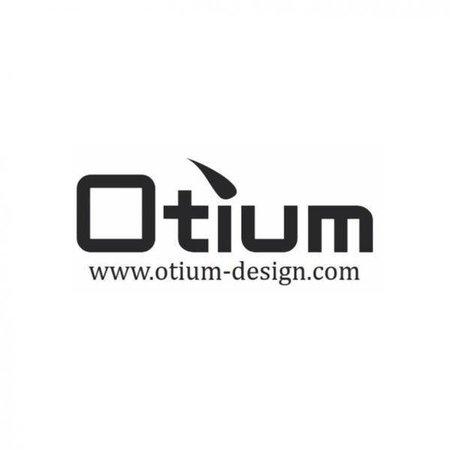 Otium Design Otium Design Cylindrus. Rode ronde bloempot diam 43cm H43cm. Online bestellen!