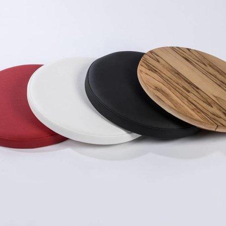 Otium Design Otium Design Cylindrus. Zwarte ronde bloempot diam 43cm H43cm. Online bestellen!